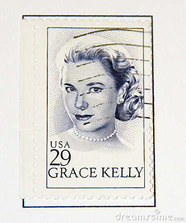 Grace Kelly Redactionele Foto