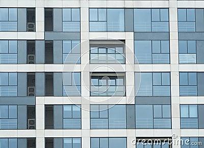 Graceful Designs of Residential Buildings Windows