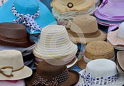 Graceful hats