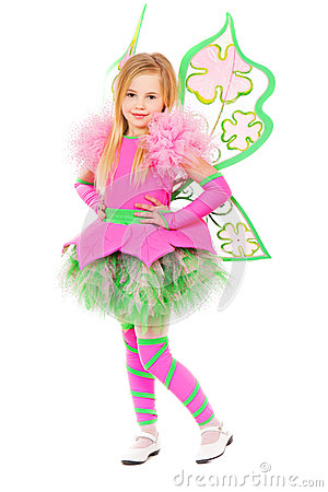Free Graceful Little Blonde Royalty Free Stock Photography - 36330137