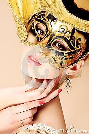 Graceful mask