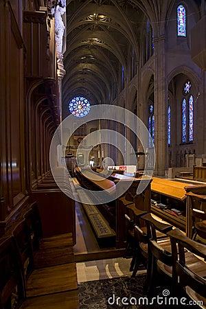 Graci katedra w San Fransisco