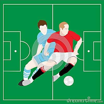 Gracze piłki nożnej