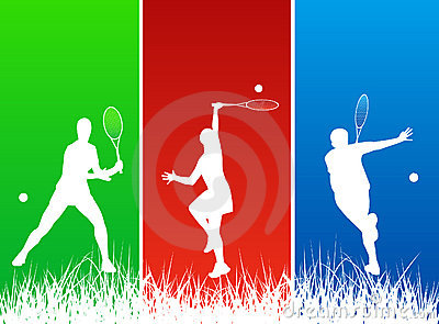 Gracze tenisowe