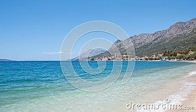 Gradac,Makarska Riviera,Dalmatia,Croatia