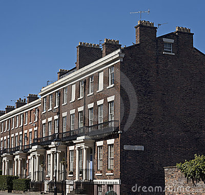 grade 2 listed houses in Liverpool UK
