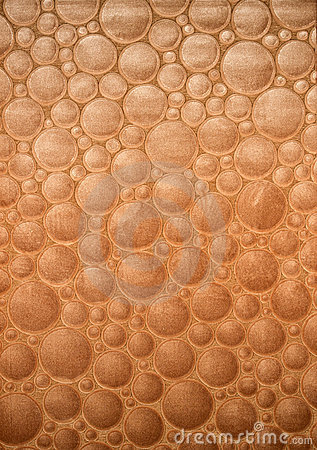 Gradient circles carpet texture