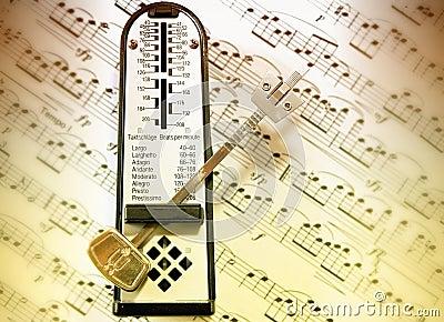 Gradient metronome