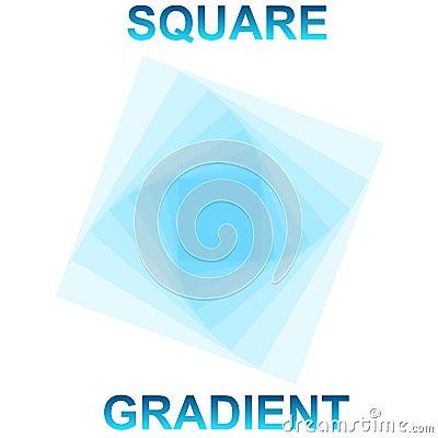 Gradientu kwadrat
