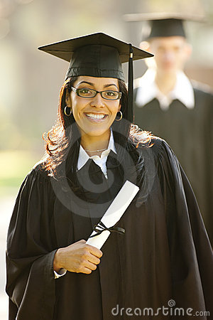 Free Graduate Stock Image - 7746171