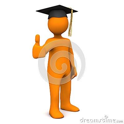 Graduate Black OK