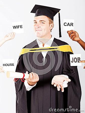 Graduate s wish list