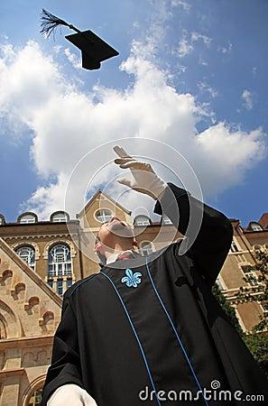Free Graduating Royalty Free Stock Image - 11147176