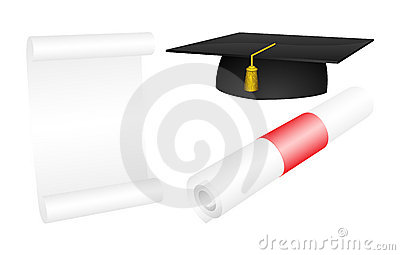 Graduation Vector Illustration