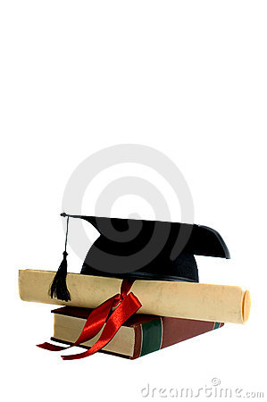 Free Graduation Royalty Free Stock Photography - 9328787