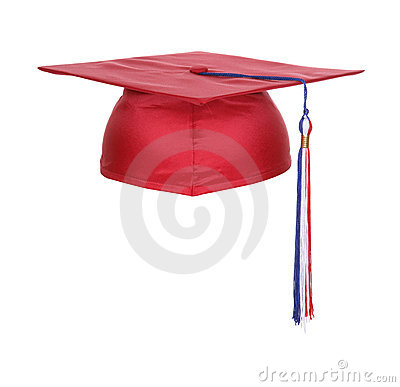 Free Graduation Cap Stock Image - 3022611