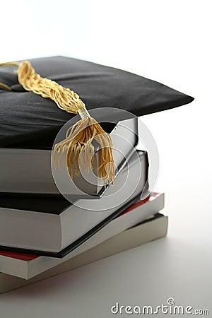 Free Graduation Cap Royalty Free Stock Image - 549276