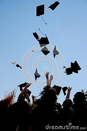 Graduation de célébration