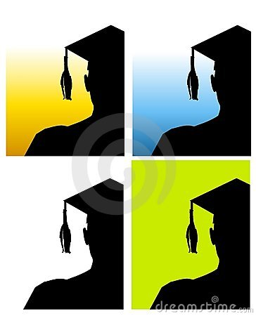 Graduation Hat Backgrounds 2