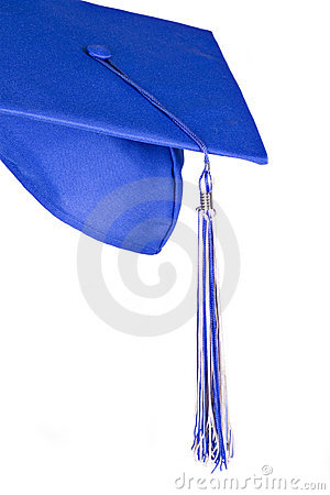 Graduation Hat Closeup