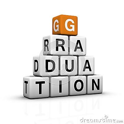 Graduation pyramid