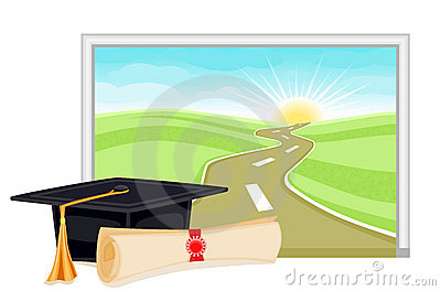 Graduation start to a bright future