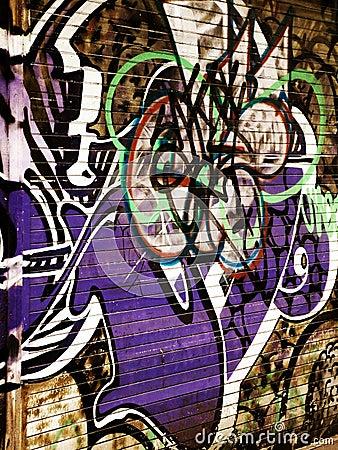 Free Graffiti Stock Photo - 1730400