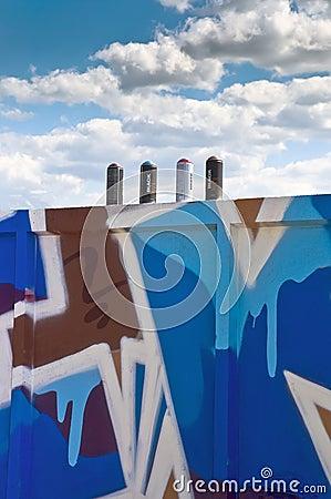 Free Graffiti Stock Image - 20907811