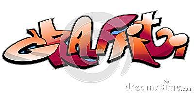 Graffiti art  design