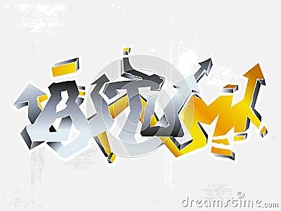 Graffiti autumn
