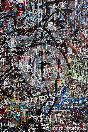 Free Graffiti Chaos Royalty Free Stock Image - 2396866