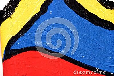 Graffiti kolor