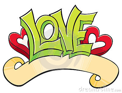 Graffiti with Love