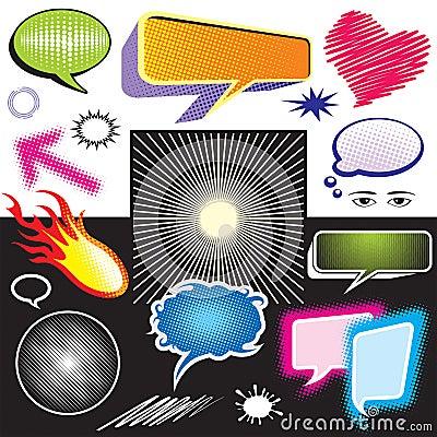 Grafico di simbolo di dialogo