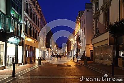 Grafton Street South End