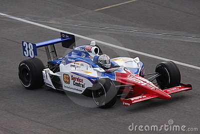 Graham Rahal Indianapolis 500 Pole Day 2011 Indy Editorial Stock Image