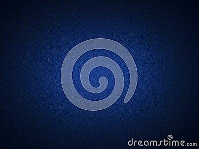 Grain blue paint wall