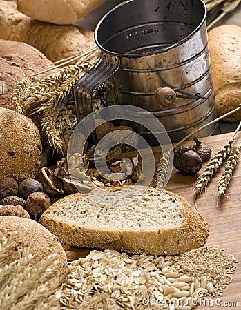 Grain Breads 11