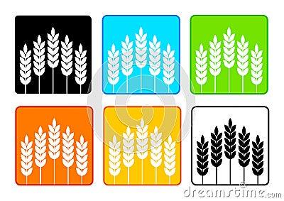 Grain icons