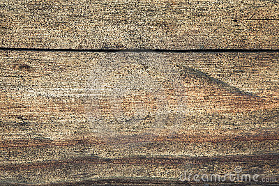 Grained wooden background