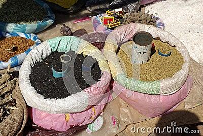 Grains, Ethiopia