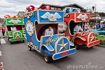 Gramado Christmas Parade Brazil Editorial Stock Photo