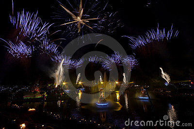 Gramado Natal Luz Christmas Show Brazil Editorial Photography