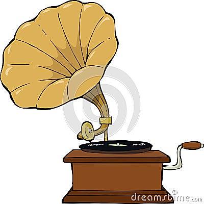 Free Gramophone Royalty Free Stock Photos - 27447248
