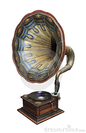 Free Gramophone Stock Photo - 3862910