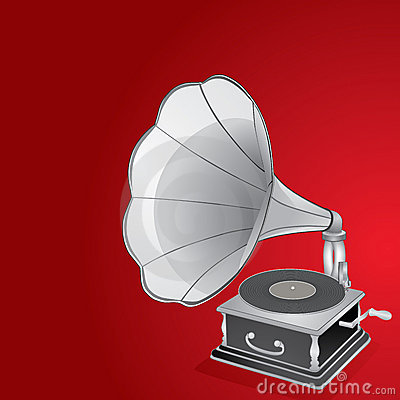 Free Gramophone Royalty Free Stock Images - 6612579