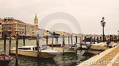 Gran canal of Venice