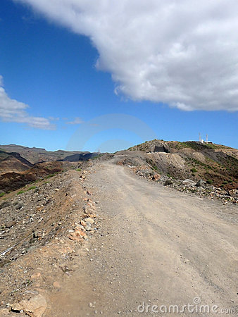 Gran Canaria Mountain Path