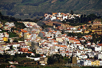 Gran Canaria mountain village