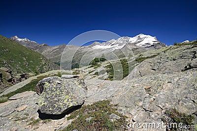 Gran Paradiso - Alps